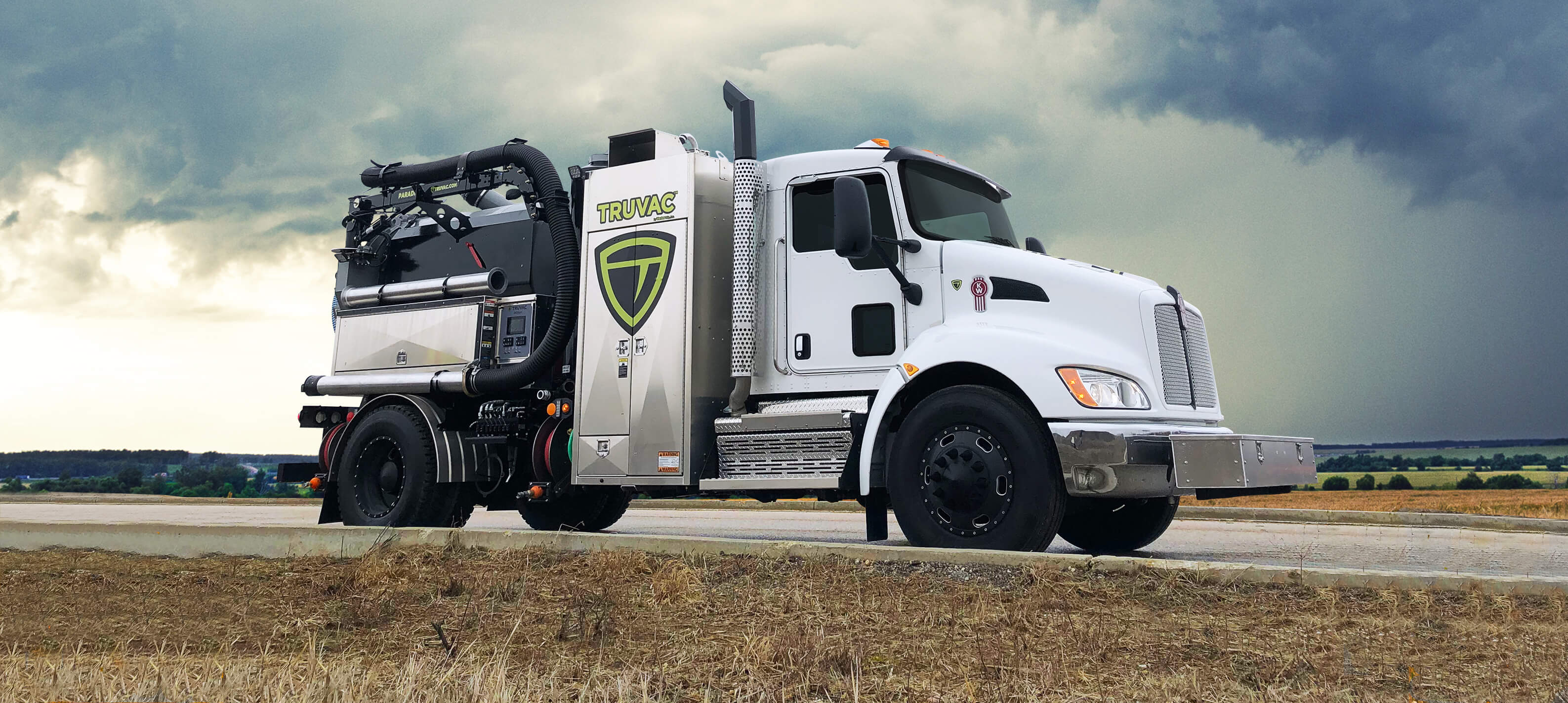 Vactor Paradigm Small Vac Truck