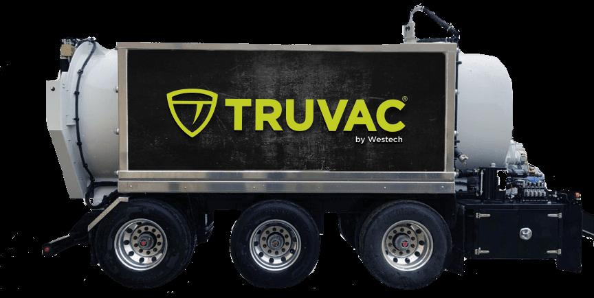 TRUVAC Vac Trailer